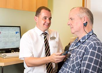 Audiologists take a unique view to hearing health with new technology